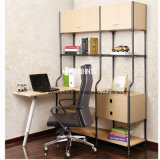 Hot Sale Book Room Storage Steel-Wooden Furniture