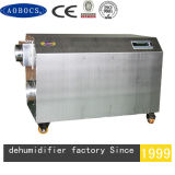 Desiccant Dehumidifier with Silica Gel Rotor