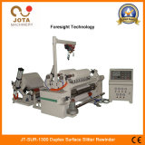 High Speed Duplex Surface Slitter Rewinder