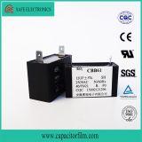Cbb61 AC Motor Run Metallized Polypropylene Film Capacitor for Fan