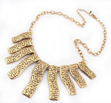 Newest Luxury Handmade Jewelry Gold necklace