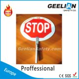 Post Mounted Traffic Aluminum Refelective Stop Safety Custom Street Signs