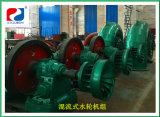 Gd006-Wz-275 with Kaplan S Type Water Turbine Generator
