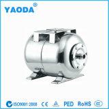 24 Liters Stainless Steel Pressure Tank for Water Pump