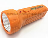 4 LED Rechargeable LED Flashlight X503 LED Torch