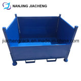 Foldable Storage Rigid Metal Welded Pallet Cage