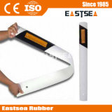 White 1300mm Height Road PVC Flexible Guide Post
