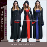 Sexy Adult Party Halloween Witch Cosplay Costume for Women Girls (TLZQ1516)