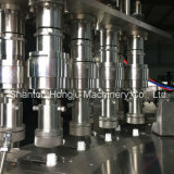 Filling and Capping Machine for Side Gusset Pouch