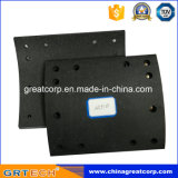 4551 Hot Sale China Truck Brake Lining Material