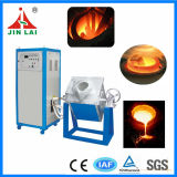 Medium Frequency Tilting Induction Melting Furnace for Aluminum (JLZ-110)