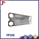 Funke Fp100 Replacement Heat Exchanger Plate with 304 / 316L Material