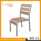 Single Garden Stool Patio Furniture None Arm Plastic Wood Aluminum Dining Room Chair