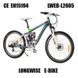 "26"" En15194 Ce/EMC Mountain Electric Bike (LWEB-L2605)"