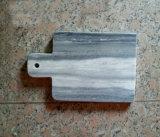 Fashion Square Marble Stone Chopping Board