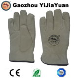 Pig Skin Safety Protective Hand Work Gloves with Competitive Price