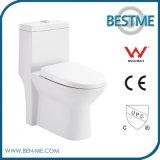 3/6L Water Saving Domestic China Design Ceramic One Piece Water Closet Wc