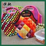Full Color Printing Fashion Design, Lunch Neoprene Bag
