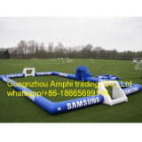 Air New Inflatable Football Field / Inflatable Football Pitch