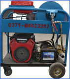 Sewer Jetter 180bar Gasoline Engine High Pressure Water Blasters