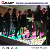 Rental/Fixed P6.25/P8.928 LED Portable Waterproof Interactive Floor Display Screen Sign for Rental Events, Wedding, Night Club, Bar