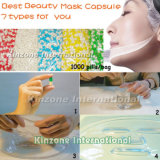 Pure Natural Crystal Mask Capsules Whitening Mask for Skin Care