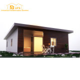 SGS China Cheap Well Designed Prefab House with Two Bedrooms