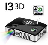 High Definition High Brightness LED DLP Pico Projector for 3D