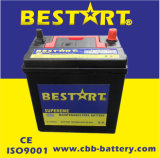 Good Starting Performance Auto JIS/DIN Series 12V36ah 38b20r Car Battery
