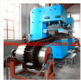 Rubber Hydraulic Vulcanizing Press Machine