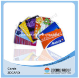Customized Membership Card Various Colorful Card