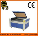Laser Wood Engraving Machine Price Ql-1210 with up and Down Platform