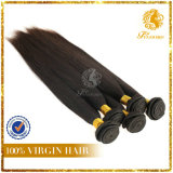 New Products Natural Color 100% Brazilian Virgiin Remy Human Hair Straight Weft