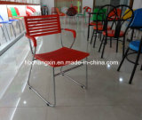 Hot Selling Modern Design High Quality Plastic Arm Chair