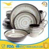 OEM New Sample Design Melamine Plate and Bowl Wholesale Dinnerware