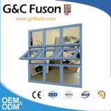 Cheap New Design Models Double Glass Awning Aluminum Window