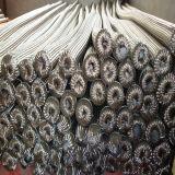 Convoluted Metallic Tubing Wih Braids
