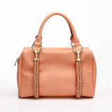 2015 Candy Color PU Leather Women Bag Handbag (MBNO037044)