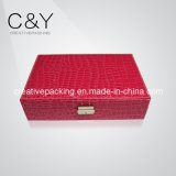 Red Velvet Jewelry Storage Case