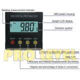 Upright LCD Mini Digital Protractor (SKV810-120)