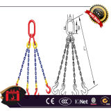 Four Legs Chain Sling Forged for Crane, Lifting Sling (LYFOO)