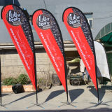 Beach Flag Banner/Display Flag/Portable Flag Banner