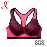 Nylon and Spandex Sports Bra (QF-S370)
