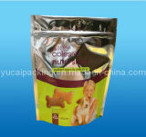 Stand up Pouch with Zipper Packaging Bag