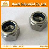 DIN982 985 Made-in-China 18-8 Nylon Lock Nut