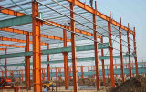 Prefabricated Steel Structure Warehouse Framework (KXD-SSW25)