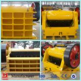 Zhengzhou Yuhong ISO9001 & CE Approved PE Rock Jaw Crusher Rock Breaker