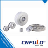 Timing Pulley, Aluminum Alloy, 45# Steel, Nylon