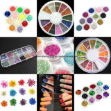 New Nail Art Rhinestones Glitters Acrylic Decoration Manicure Wheel