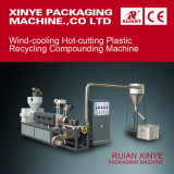 Wind-Cooling Hot-Cutting Plastic Recycling Compounding Machine (SJ-90/100/110/120)